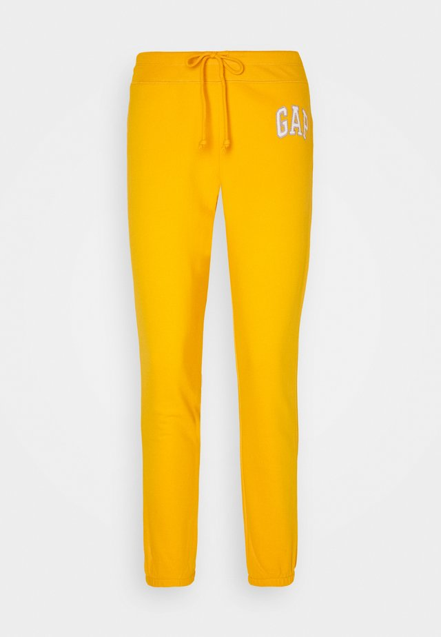 Tracksuit bottoms - golden glow