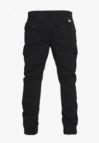 Blend - Cargo trousers - black - 1