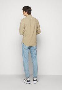 forét - MOSS SHIRT - Shirt - beige - 2