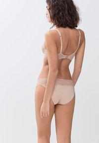 mey - Underwired bra - cream tan - 1