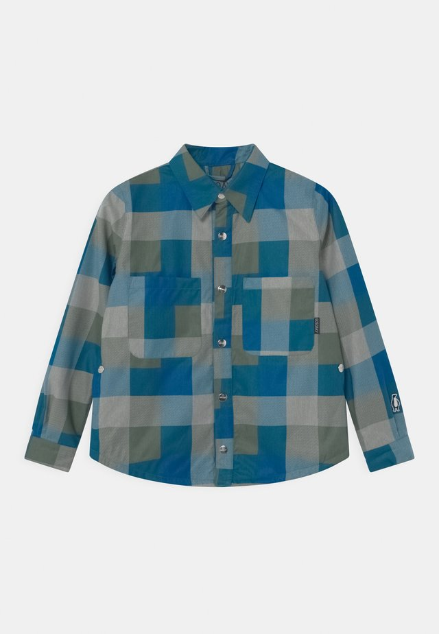 MOUSEHUNT UNISEX - Light jacket - scuba blue