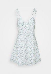 Fashion Union - GENEVA DRESS - Kjole - multi coloured - 4