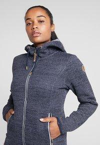 Icepeak - ARLEY - Fleece jacket - dark blue - 3