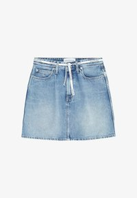 Calvin Klein Jeans - A-line skirt - denim light - 4