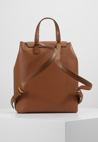 Lauren Ralph Lauren - SUPER SMOOTH FLAP - Reppu - tan/monarc - 3