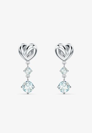 LIFELONG - Boucles d'oreilles - white