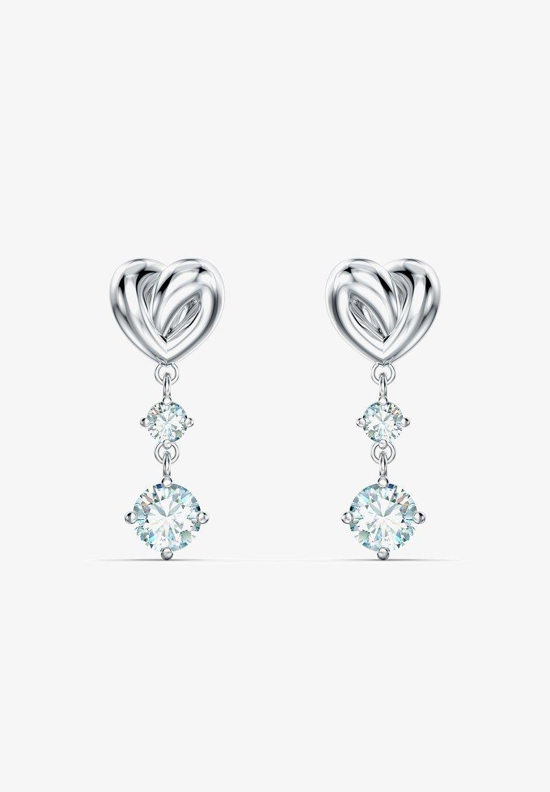 Swarovski - LIFELONG - Earrings - white