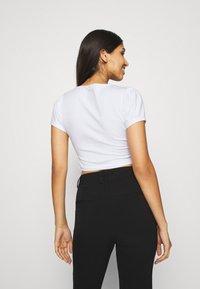 Even&Odd - T-shirt basic - white - 2
