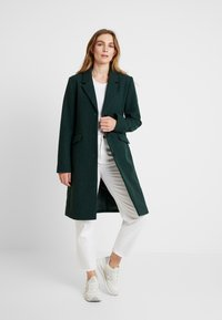 Modström - PAMELA COAT - Kåpe / frakk - empire green - 1