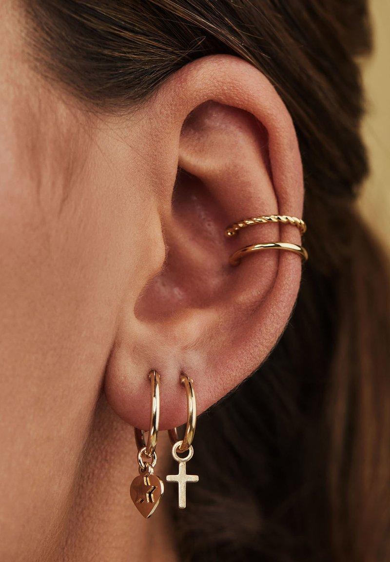 Selected Jewels - Earrings - silber