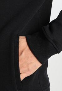 AllSaints - RAVEN - Zip-up hoodie - black - 4