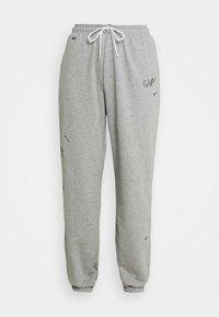 Nike Sportswear - Verryttelyhousut - grey heather - 4