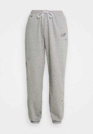 Tracksuit bottoms - grey heather