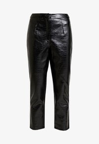 EDITED - KANI PANTS - Broek - schwarz - 3
