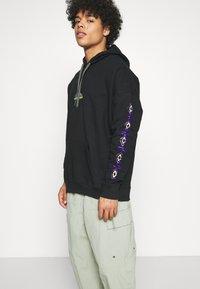 Quiksilver - TRIBAL TIES - Sweatshirt - black - 3