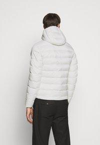 Blauer - GIUBBINI CORTI IMBOTTITO - Down jacket - white - 2