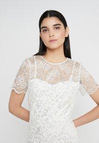 Lauren Ralph Lauren - Vestido de cóctel - mascarpone cream - 3