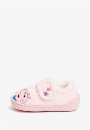 PEPPA PIG CUPSOLE SLIPPERS - Slippers - pink