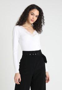Morgan - MBIBI.N - Pullover - off white - 0