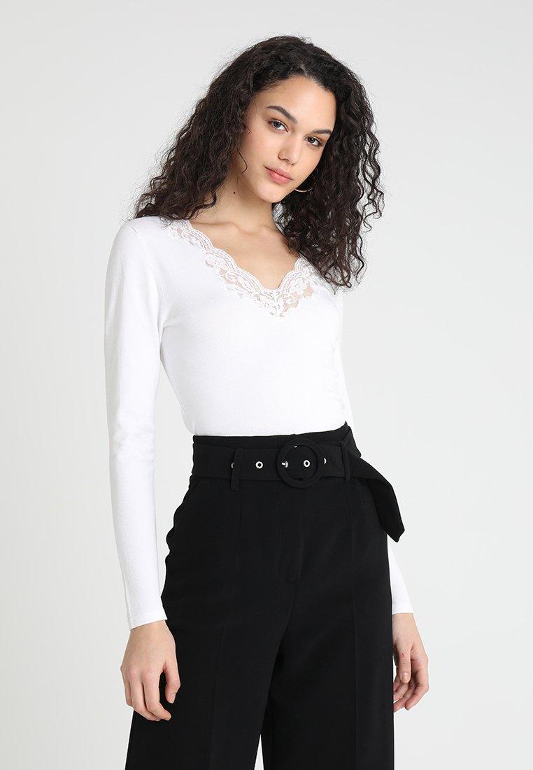 Morgan - MBIBI.N - Pullover - off white