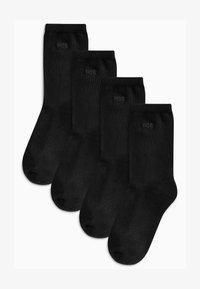 Next - 4 PACK - Socks - black - 0