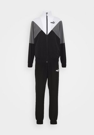 RETRO TRACKSUIT - Trainingsanzug - black