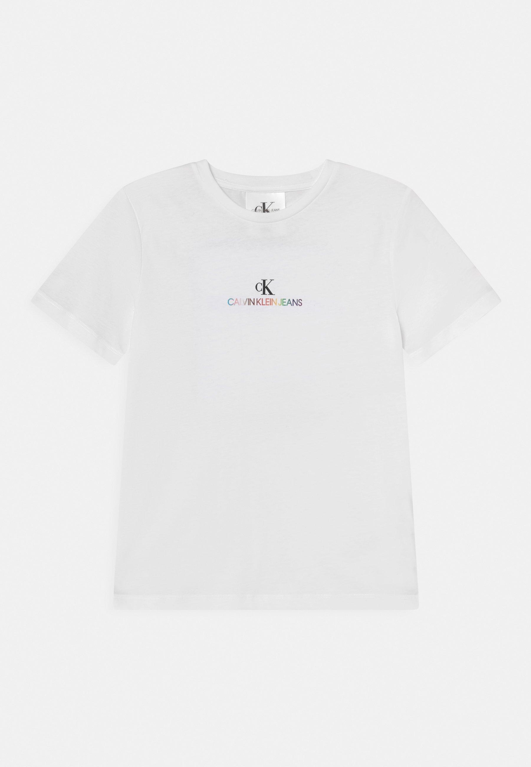 Bambini PRIDE BIG LOGO TEE UNISEX - T-shirt con stampa