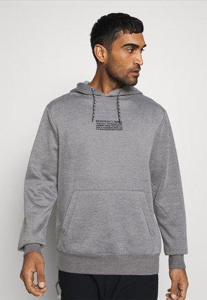 VERSE - Mikina skapucí - frost gray