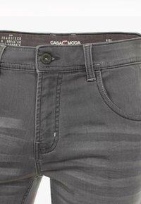 CASAMODA - Denim shorts - grau - 2