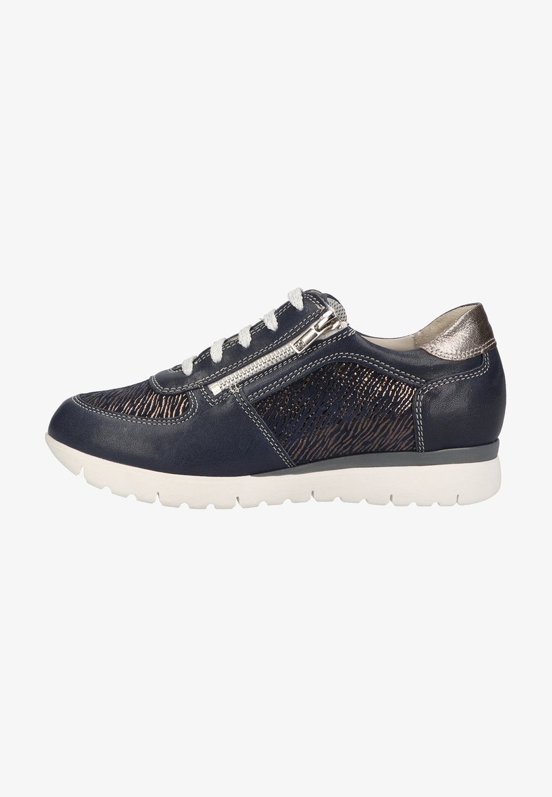 Marc - Sneakersy niskie - navy