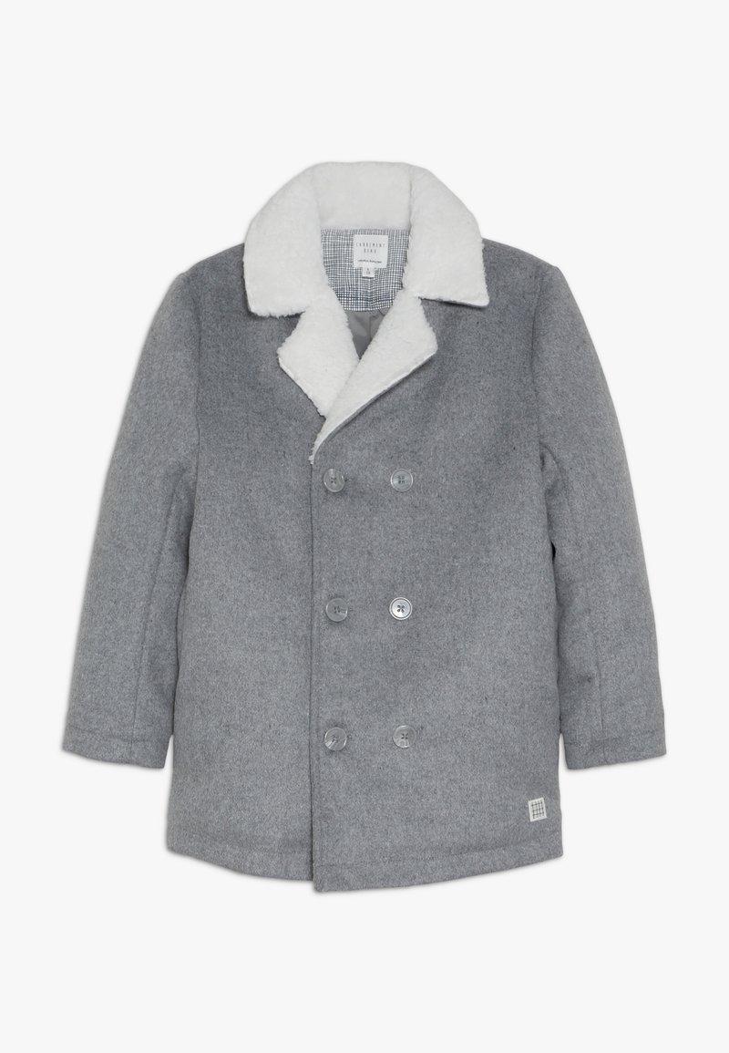 Carrement Beau - Classic coat - graumeliert mittel