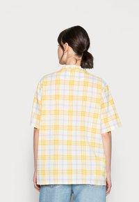 Résumé - ELISSAR SHIRT - Button-down blouse - yellow - 2