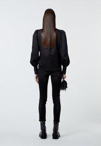 The Kooples - Button-down blouse - black - 0