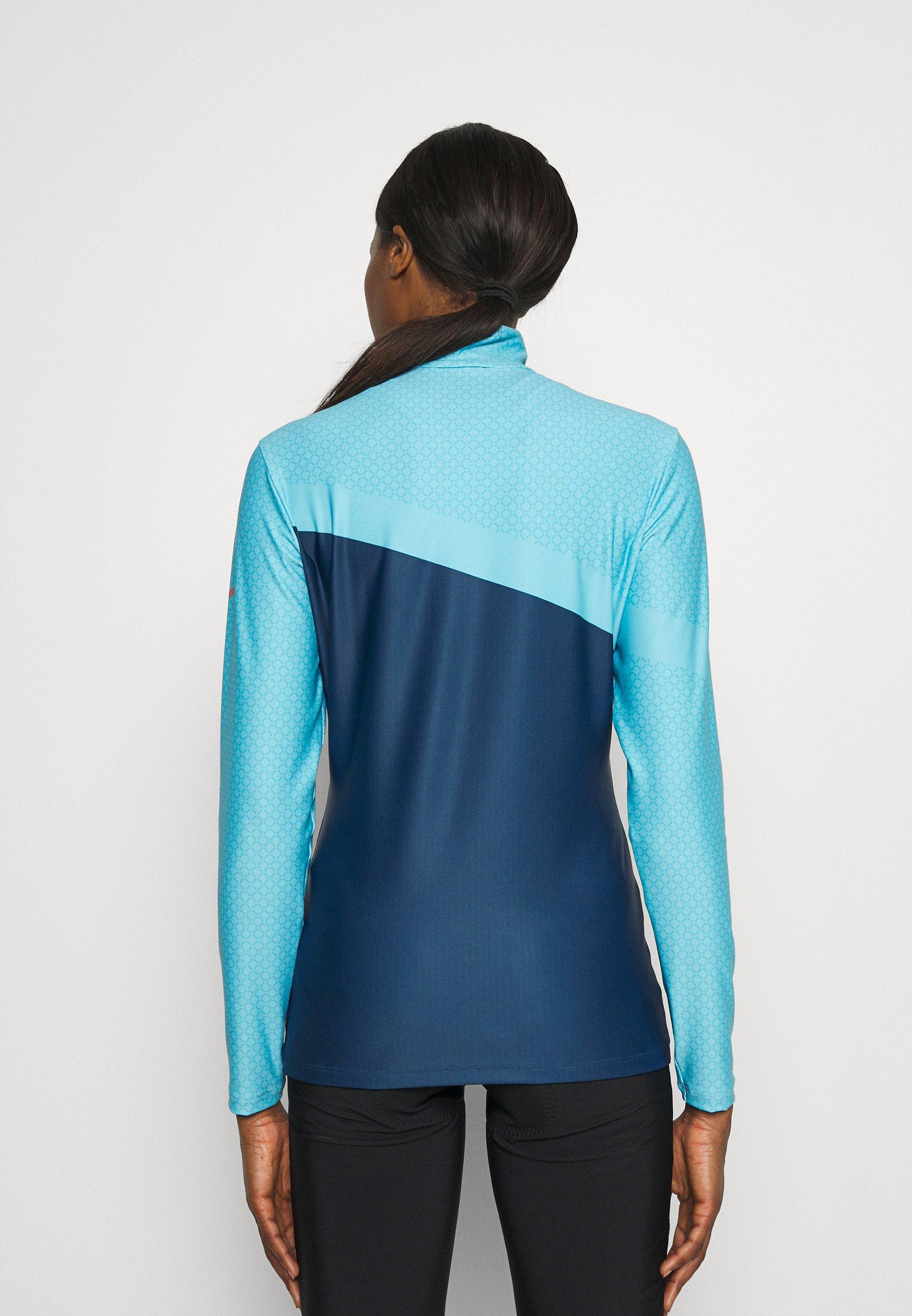 Women MIDLAYER BLOCK REW - Long sleeved top