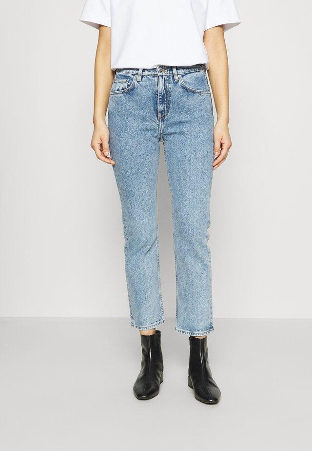 JEANS - Slim fit jeans - blue dusty