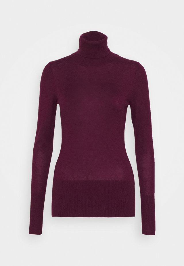 FAVORITE TURTLENECK SPECIAL - Pullover - wild berry