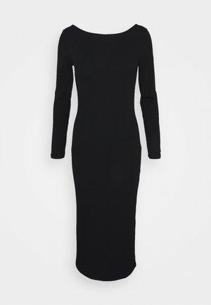 VESTITO - Maxi dress - black