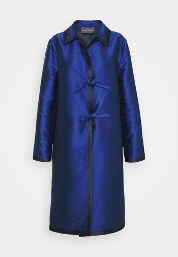 LONG JACKET - Mantel - light blue