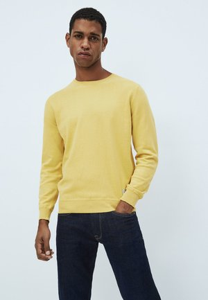 DONNY - Sweater - vintage gold