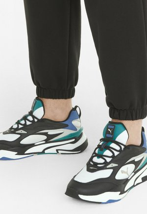 RS-FAST MIX  - Sneakers laag - white/black/star sapphire