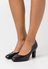 Unisa - Classic heels - black - 0