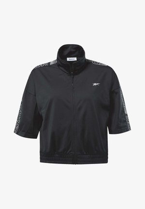 MEET YOU THERE  - Training jacket - black