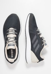 adidas Performance - SOORAJ VERUM CLOUDFOAM RUNNING SHOES - Hardloopschoenen neutraal - core black/grey five