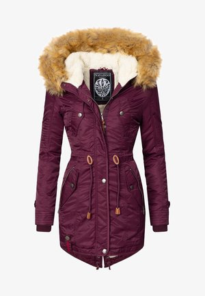 VIVA - Winter coat - burgundy