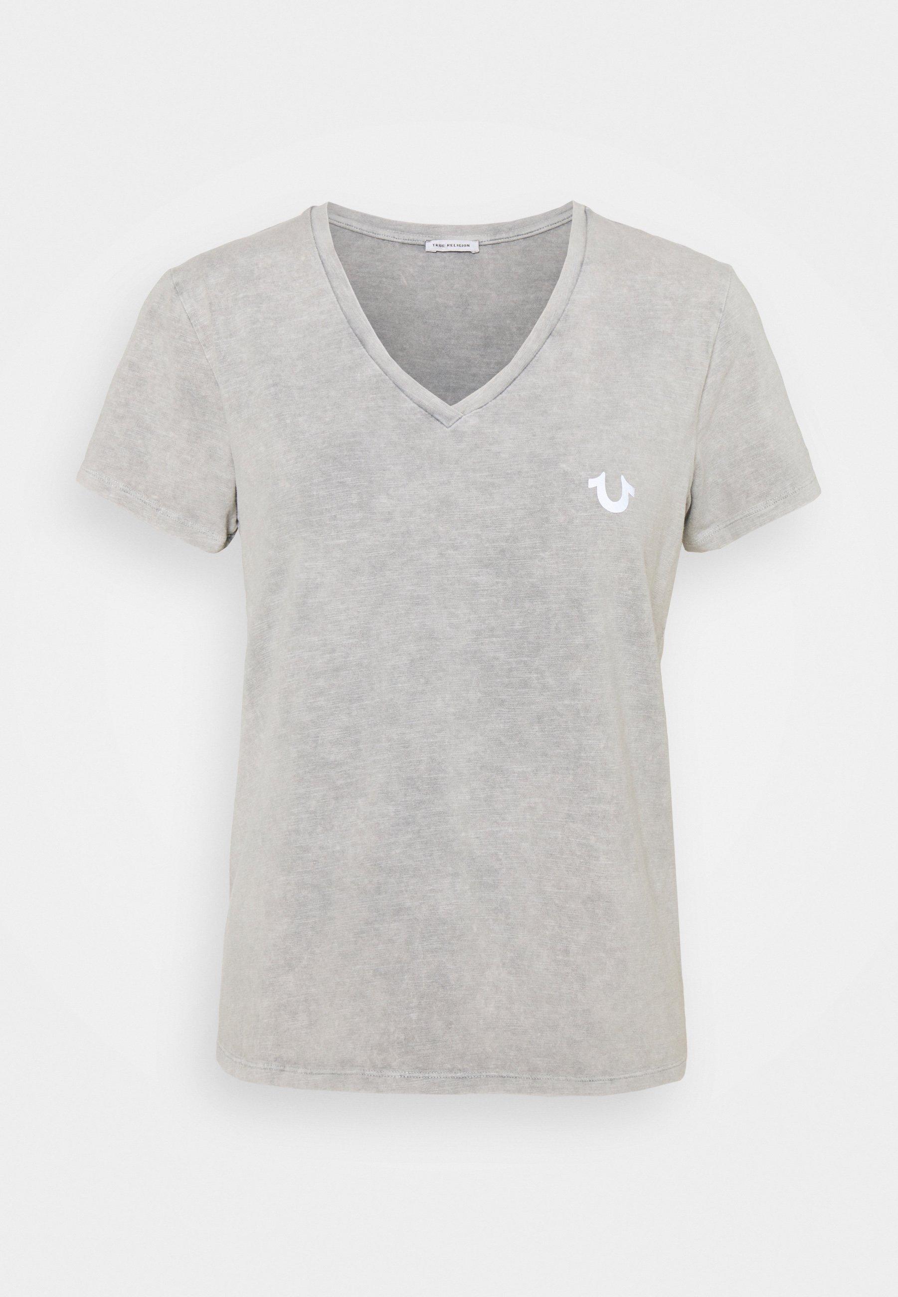 Women VNECK ASHAPE  - Basic T-shirt