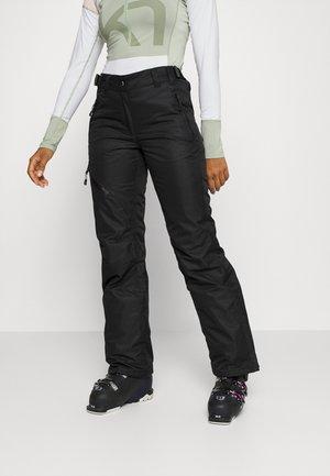 CURLEW - Snow pants - black