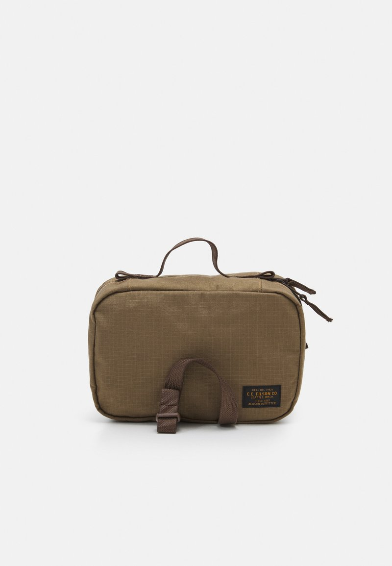 Filson - TRAVEL PACK - Wash bag - fieldtan