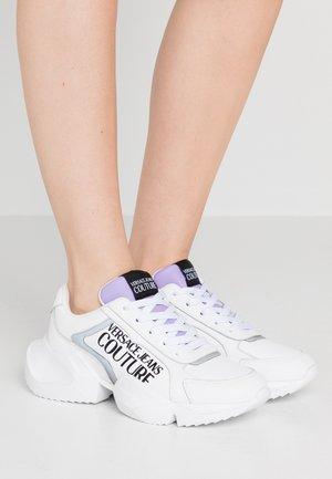 Sneakers basse - bianco ottico