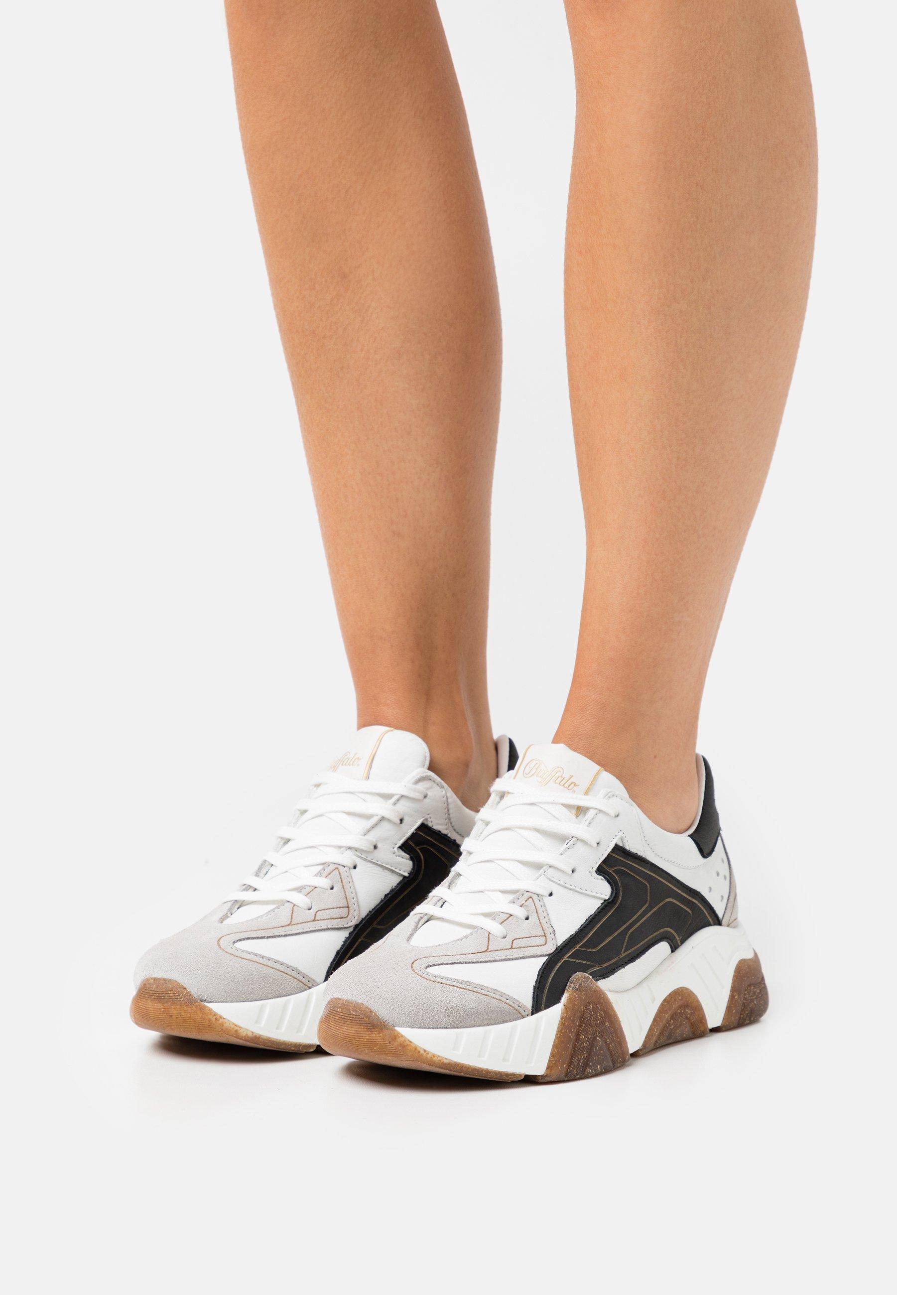 Women SABINE - Trainers - white/black