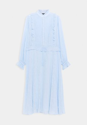 NETTLE THERESE DRESS 2-IN-1 - Shirt dress - sky